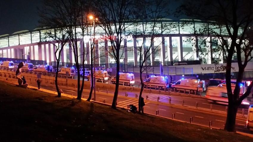 Beşiktaş'taki bombalı terör saldırısı davasında karar!