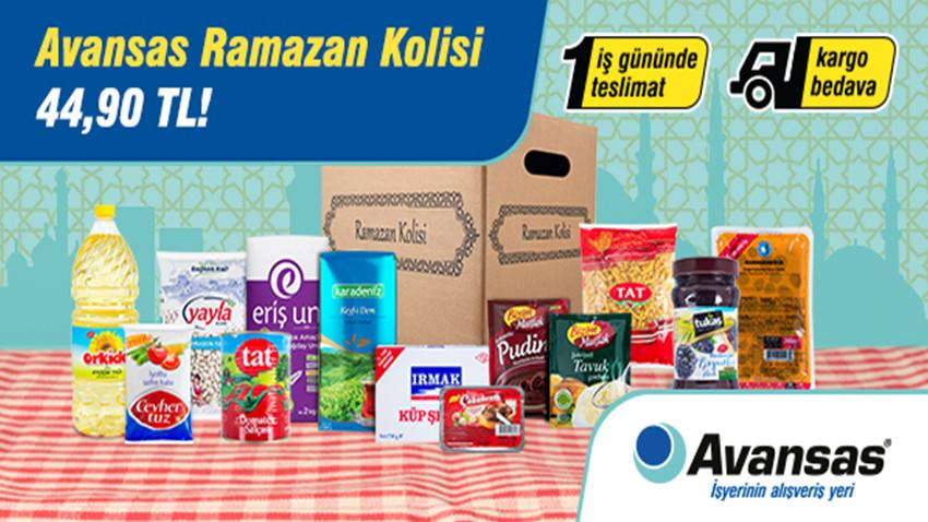 Avansas 2019 Ramazan Paketleri Göz Dolduruyor!