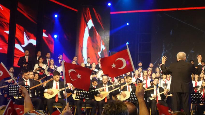 TRT'den 19 Mayıs'ın 100. yılına özel konser