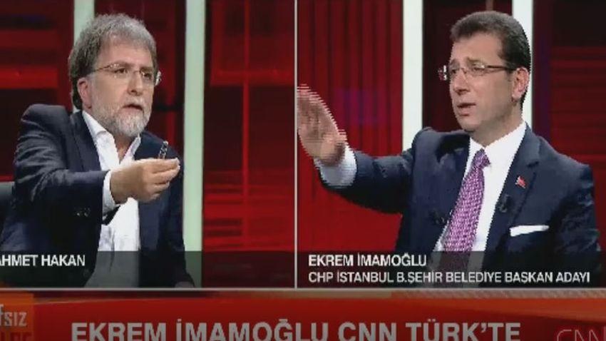 Çocukluk arkadaşını kızdırdı: Ahmet Hakan işte budur!