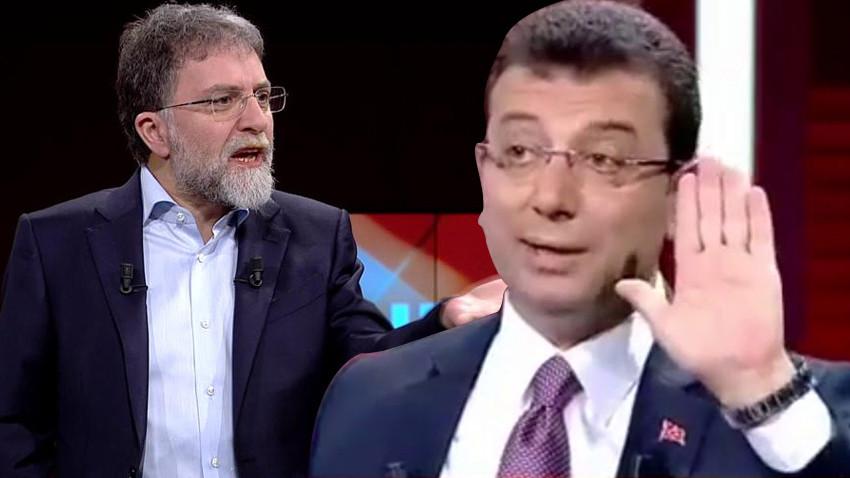 """Habertürk yazarından Ahmet Hakan'a sert tepki: """"Bu ilkesizliktir! Ayıptır!"""""""