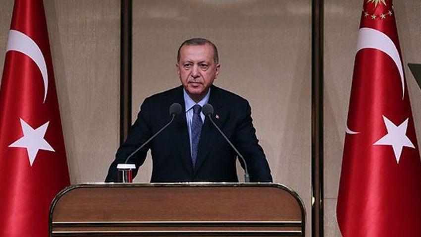 Erdoğan: Sanatçıların da siyaset yapma hakkı var