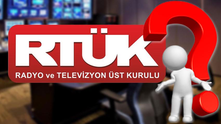 RTÜK'e daire başkanı olarak atandı!