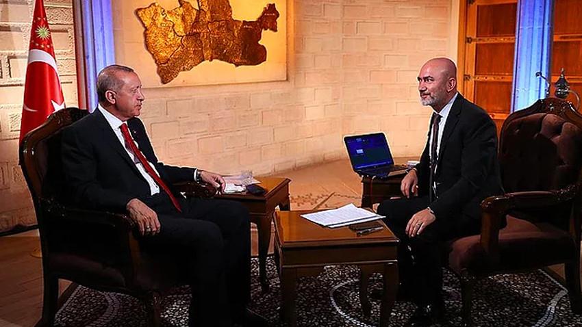 Ünlü radyocudan Cumhurbaşkanı Erdoğan açıklaması!