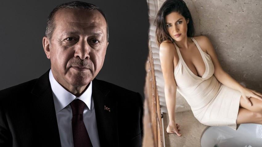Tuğba Ekinci'nin Erdoğan paylaşımı olay oldu!