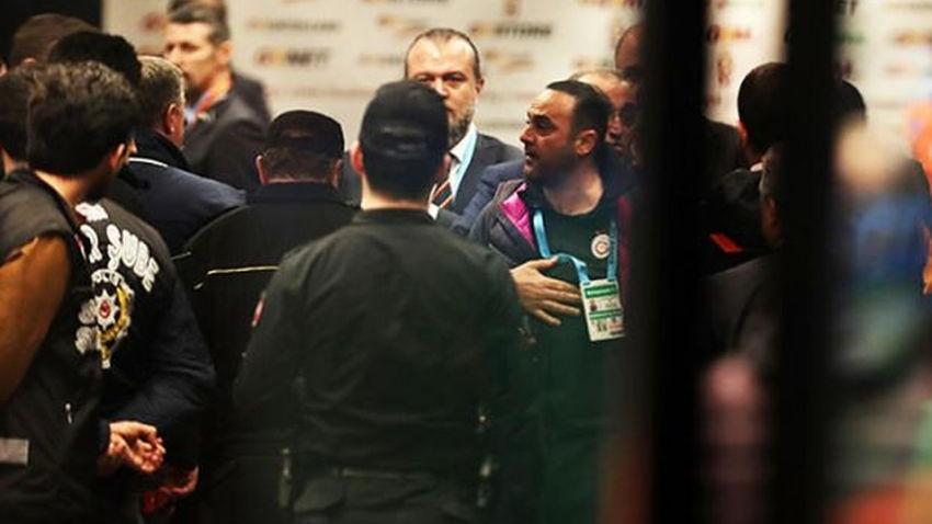 TFF temsilcisini tartaklayıp hakaret etmişti! PFDK'dan Hasan Şaş'a büyük ceza!