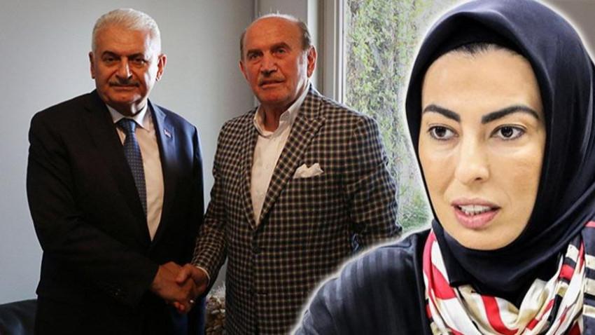 Binali Yıldırım'dan Nihal Olçok'a tek cümlelik 'Kadir Topbaş' yanıtı
