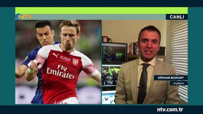 NTV'de yeni görevlendirme...Londra Temsilcisi hangi isim oldu?