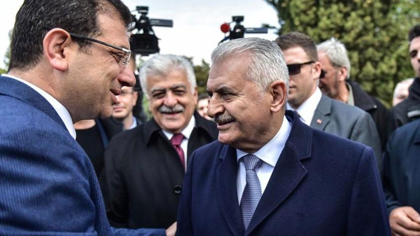 AK Parti'den Yıldırım-İmamoğlu ortak yayınına ilişkin açıklama!