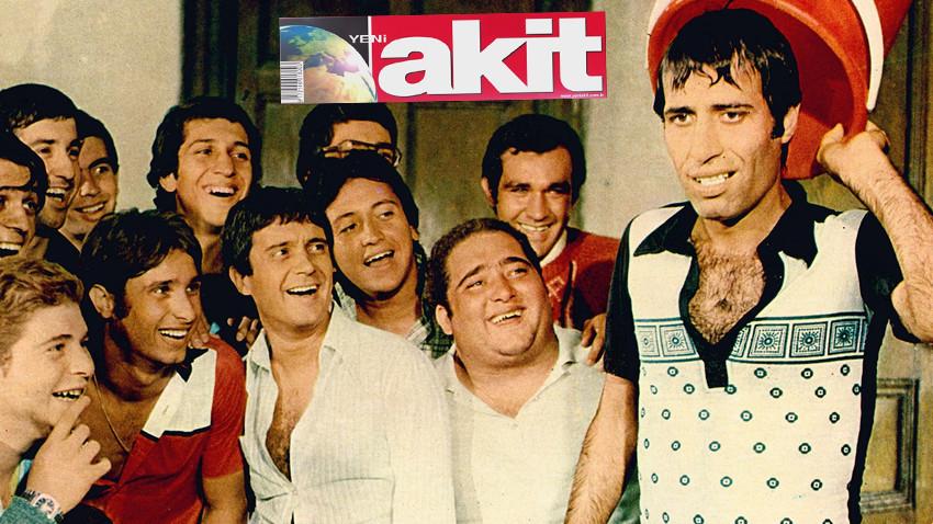 Akit'in hedefinde yine Hababam Sınıfı var!
