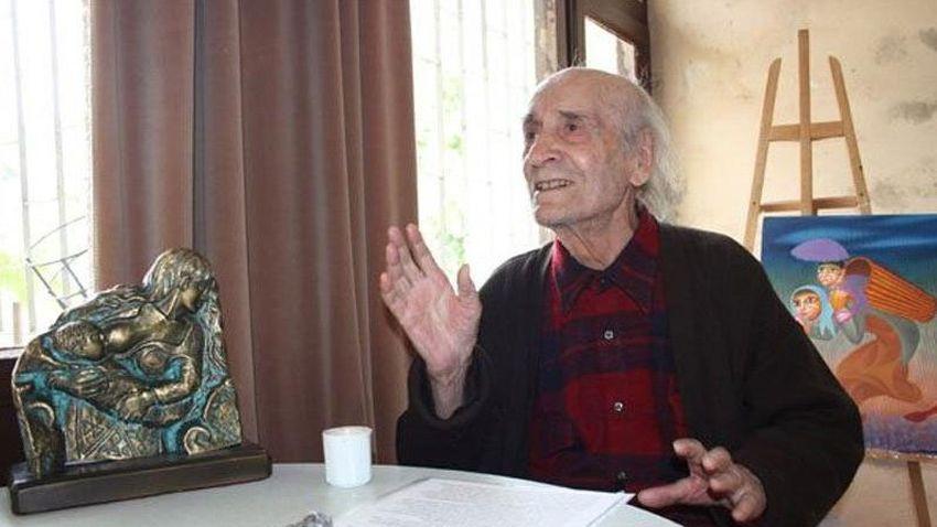 Ünlü ressam İbrahim Balaban hayatını kaybetti