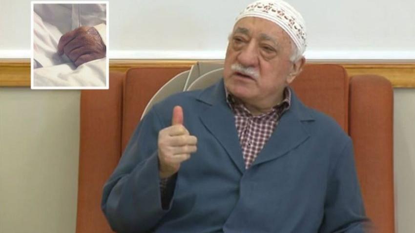 """""""Fethullah Gülen'in eli"""" kime ait çıktı?"""