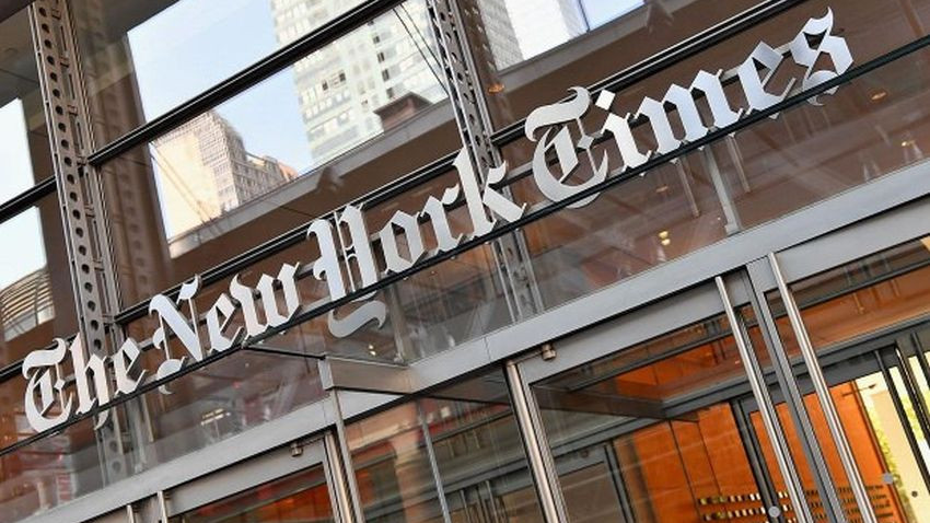 New York Times'tan tarihi karar! Karikatüre veda etti!