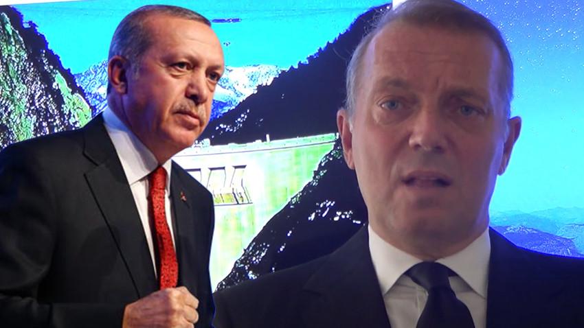 Cem Uzan'dan Erdoğan'a olay çağrı! Muhterem cumhurbaşkanım...
