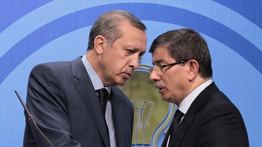 Bu iddia çok konuşulur! Erdoğan ile Davutoğlu telefonda kavga etti
