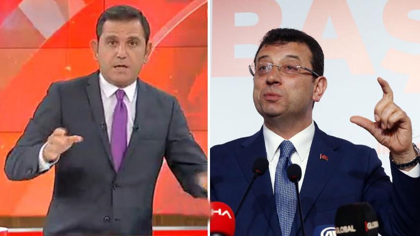 Fatih Portakal'dan Ekrem İmamoğlu'na sıradışı öneri!