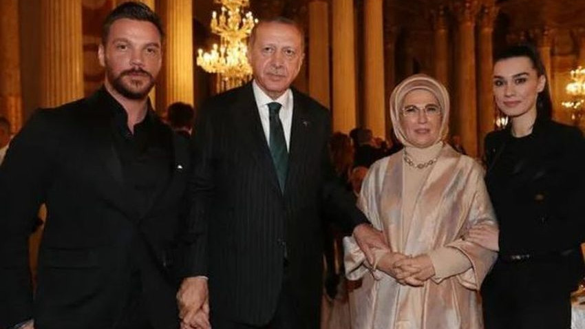 Cumhurbaşkanı Erdoğan'la olan anısını anlattı: Kalk sarıl Burcu'ya!