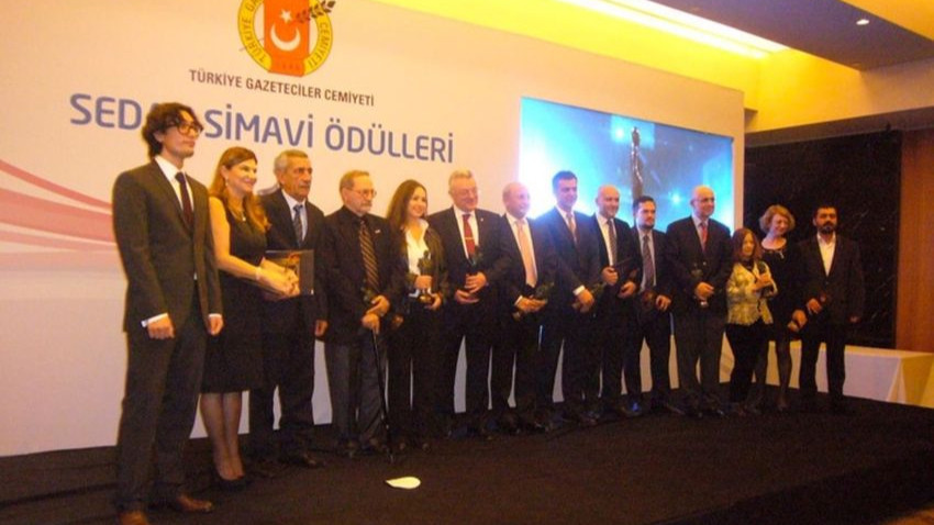 Sedat Simavi Ödülleri'ne internet haberciliği de dahil oldu