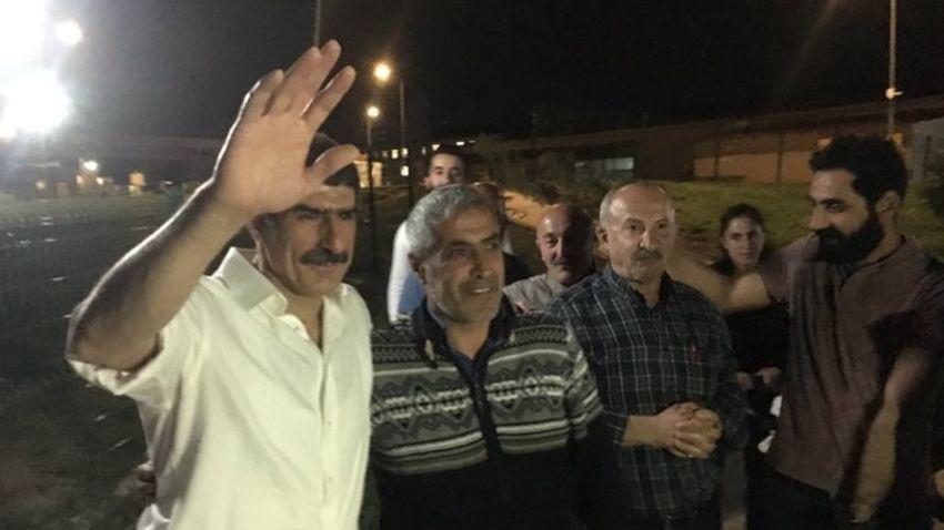 Türkiye'nin en uzun süreli mahkumu Serhat Tuğan tahliye oldu