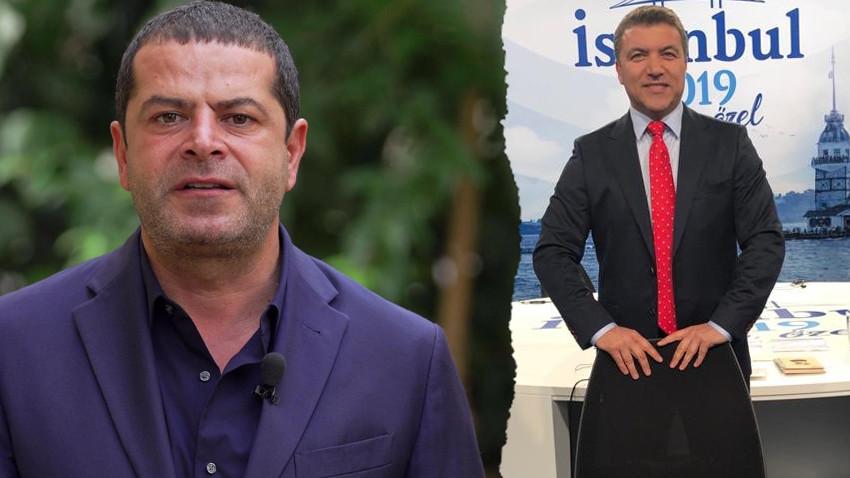 Cüneyt Özdemir'den İsmail Küçükkaya'ya eleştiri: Madem konuşturmayacaktınız...