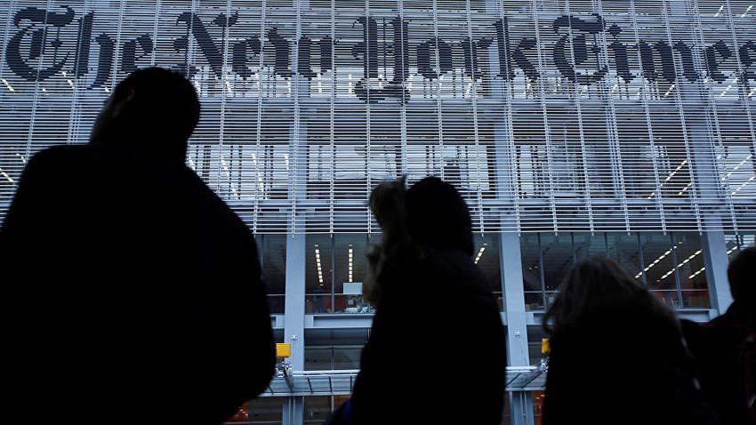 NYT'den Trump'ın 'ihanet' dediği haberle ilgili açıklama