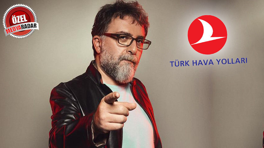 Bu sözler olay çıkarır! Ahmet Hakan'a THY kıyağı iddiası!