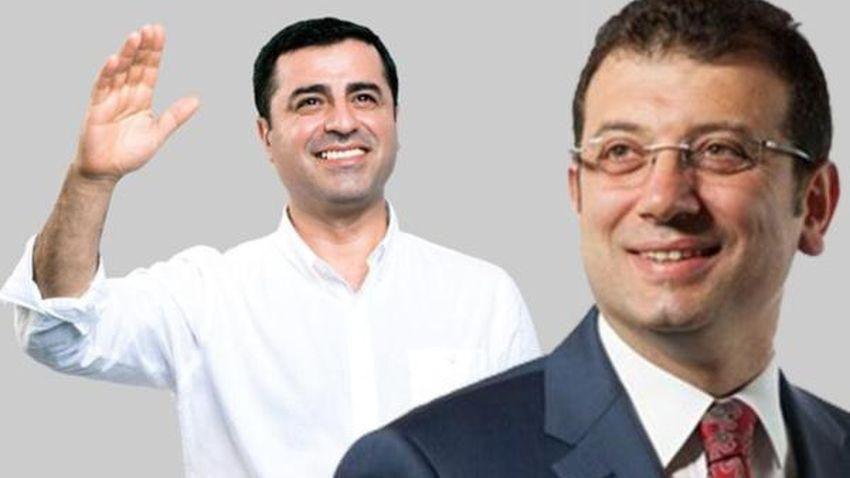 """Selahattin Demirtaş'tan Ekrem İmamoğlu açıklaması: """"Sanırım kafa karışıklığı..."""""""