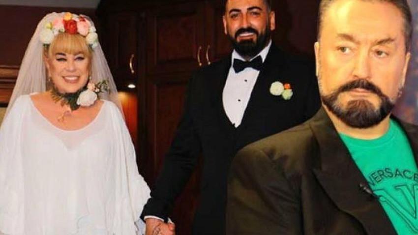 Zerrin Özer'e bir şok daha! Dolandırıcı olduğu iddia edilen eşi Adnan Oktar'ın müridi çıktı