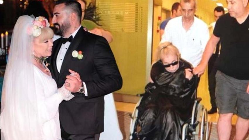 Zerrin Özer'in eşi Murat Akıncı hakkında işlem yapılmış