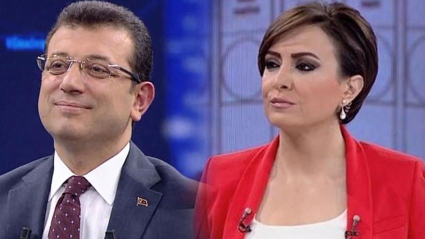 İmamoğlu, Didem Arslan'ın neden moderatör olmadığını açıkladı