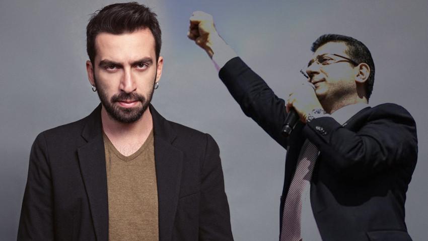 Erdem Yener'den Ekrem İmamoğlu'na olay mesaj!
