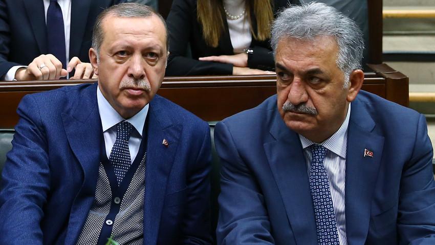 Erdoğan ve Hayati Yazıcı arasında 'İmamoğlu' gerginliği