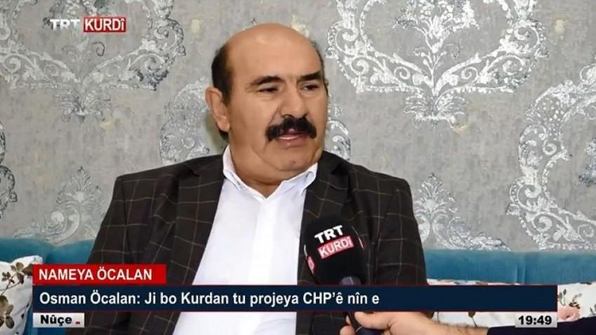 Öcalan'ın TRT'ye çıkarılması hakkında suç duyurusu!