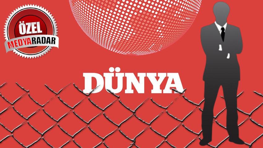 Dünya Gazetesi'nde üst düzey atama! Genel Yayın Yönetmeni kim oldu?