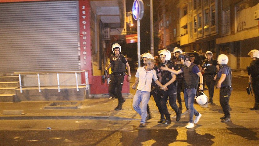 İstanbul'da taciz iddiası halkı sokağa döktü
