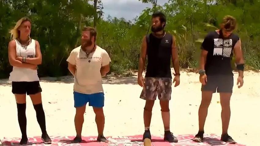 Survivor'da kimler yarı finalist oldu? İki isim eleme potasına girdi!