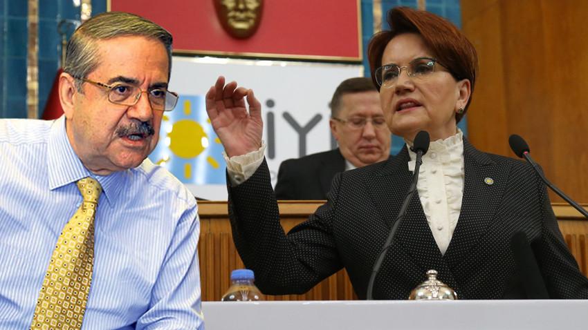 """Taha Akyol'dan çok sert Meral Akşener tepkisi! """"Öcalan'a açıklama yaptırıp..."""""""