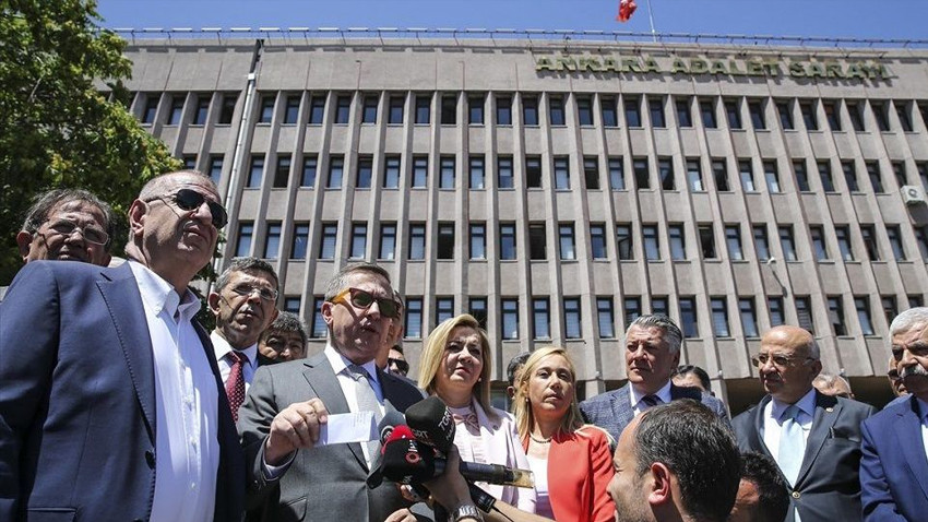 İYİ Parti'den TRT hakkında suç duyurusu