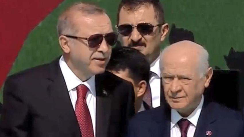 Erdoğan ve Bahçeli'nin yüzünü güldürecek araştırma!