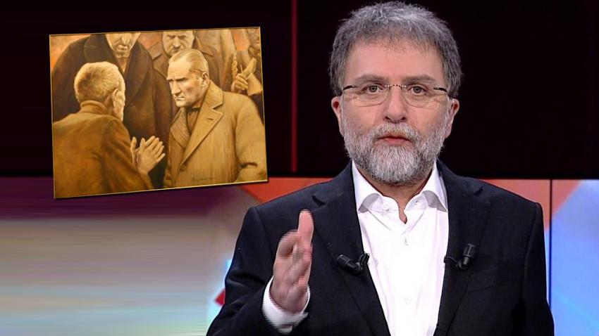 Ahmet Hakan'dan o iddialara sert tepki: Yuh artık, Atatürk'ü de Fethullah'a bulaştırdılar