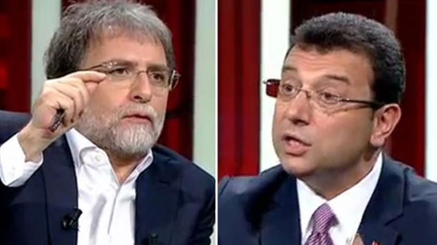 Ahmet Hakan'dan Ekrem İmamoğlu'na 'art niyetsiz bir öneri' : Çok nutuk atıyorsun