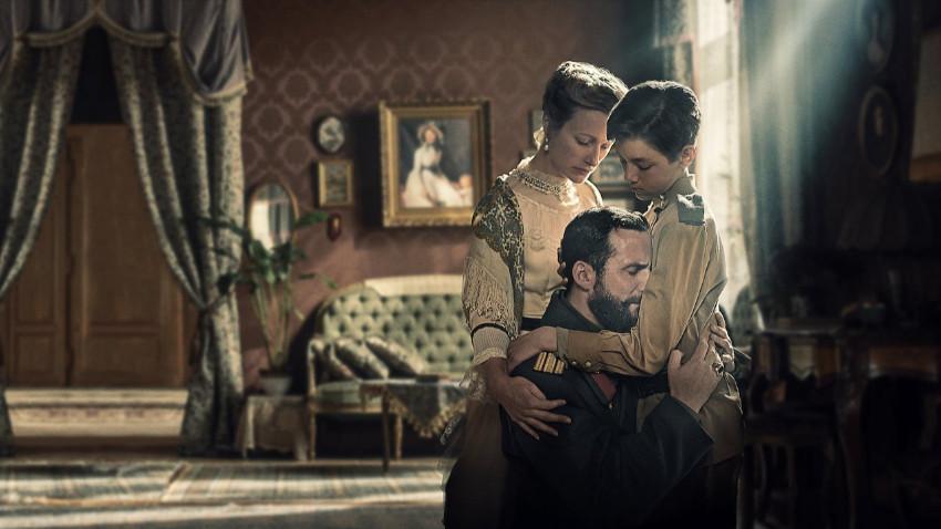 Netflix'in yeni dizisi The Last Czars'da skandal hata