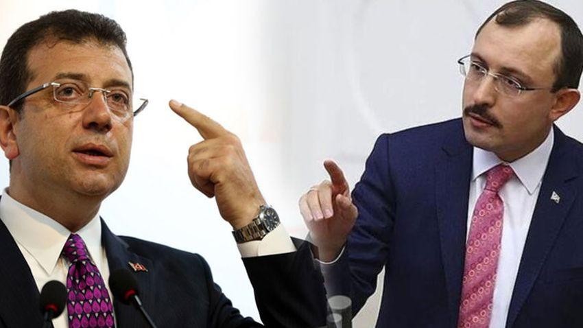 Meclis'te İstanbul tartışması: Ekrem zavallı!