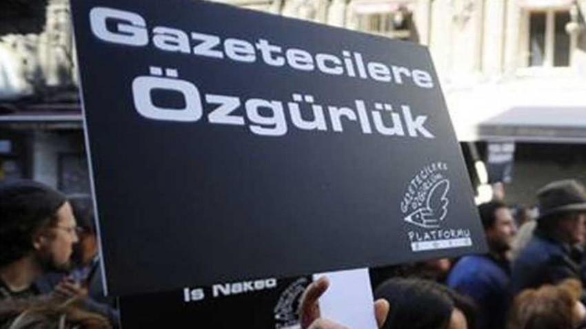 """Basın Meslek Örgütleri: """"SETA'nın gazetecileri fişlemesi suçtur"""""""