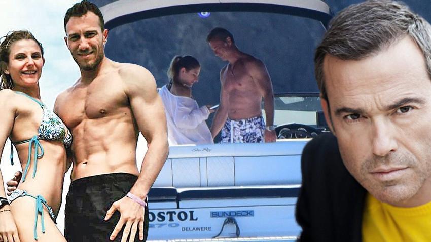 Murat Başoğlu ile görüntüleri çıkmıştı! 2 yıl sonra boşandılar