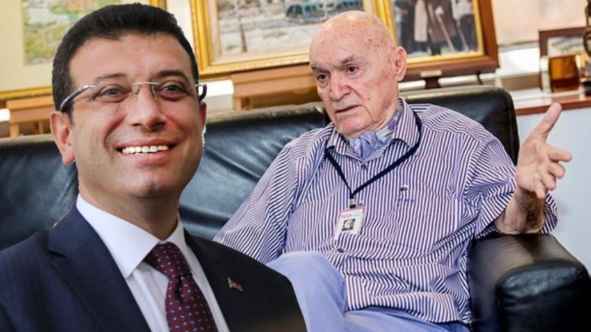 Sabah yazarı Hıncal Uluç kendi gazetesini eleştirdi: İmamoğlu olmasa...