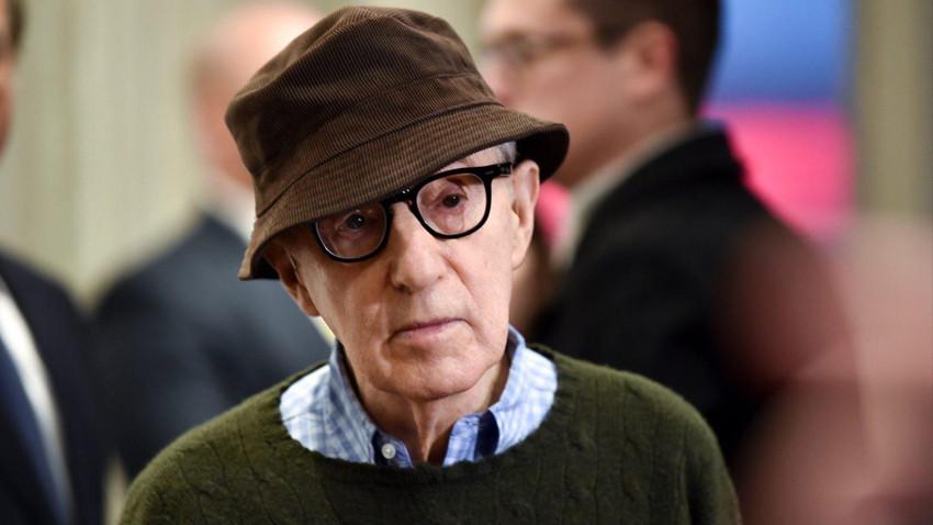 Woody Allen: Büyük olasılık film setinde ölürüm
