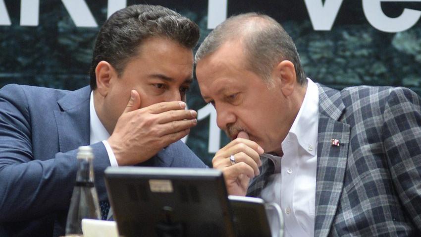 Erdoğan, Ali Babacan'la yaptığı görüşmeyi açıkladı: Ümmeti parçalamaya hakkınız yok