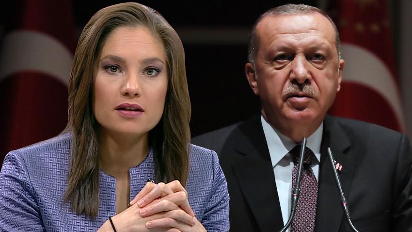 Nevşin Mengü Fikret Bila'yı tanık gösterdi: CNN Türk'ten atılmamı Cumhurbaşkanı Erdoğan istedi!