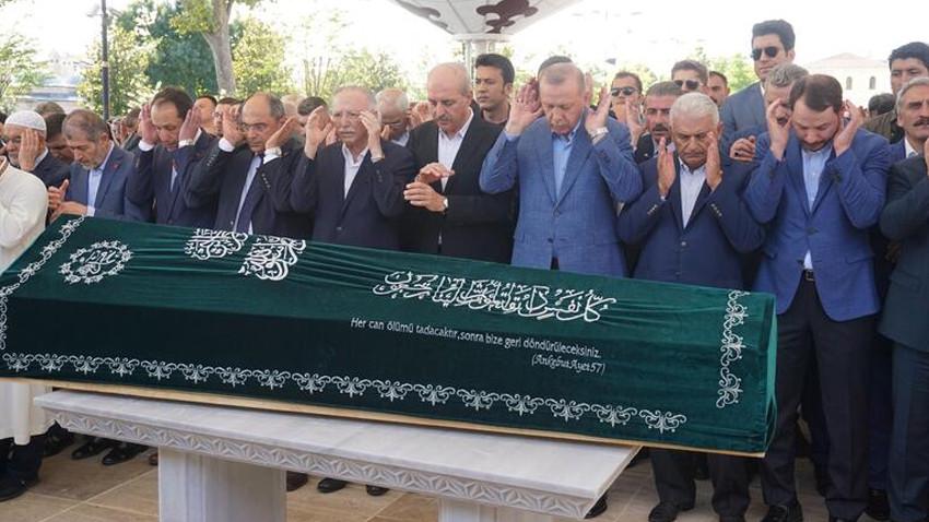 Mehmed Şevket Eygi'ye son görev